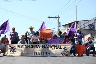 Las calles de Tegucigalpa y San Pedro Sula escucharon el grito de alto al femicidio.