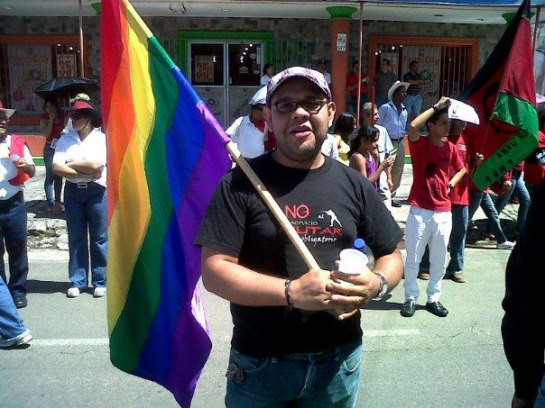 El periodista y defensor de DD. HH. LGTB, Erick Martínez Ávila fue secuestrado, torturado y asesinado.